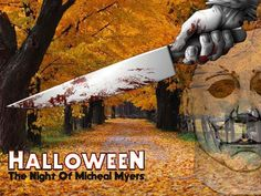 custom lobby card for a fan movie Ill hopefully get done soon, if not this October ill have it done by next summer The Night of Micheal Myers Halloween Film, Halloween Series, Halloween Pictures, Halloween Horror, Halloween Ideas, Halloween Party, Best Horror Movies, Horror Movie Posters, Horror Film