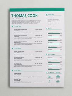 green-docx-resume