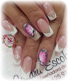 Toe Nail Designs, Toe Nails, Beauty, Work Nails, Vestidos, Nail Art Designs, Nail Decorations, Roses, Feet Nails