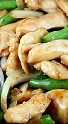 String bean chicken panda express healthy eating pinterest this recipe for chinese string bean chicken is a stir fried dish that consists of pieces of chicken cooked with a sauce green beans and onions forumfinder Gallery