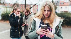 Sexting, Pöbeleien, Drohungen: Der harte Kampf gegen Cybermobbing