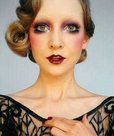 Maquillage facile pour Halloween   idées et tutoriels de makeup femme cfb545ed8dc6