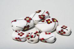 Handmade Lampwork Beads- Some new listings for 7/21/12