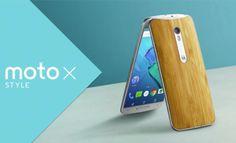 Motorola lance le Moto X Style le nouveau smartphone design