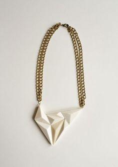 hand-carved bone necklace. amazing.