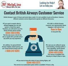 British Airways Number UK - If you contact #British Airways