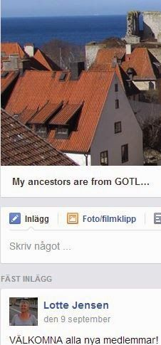 Your Swedish Heritage: Tuesday's Tip - Facebook Groups #genealogy #familyhistory #facebook