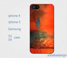 Red Sky at Night samsung  case iphone 4 case by AlibabaDesign, $6.88