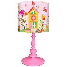 Oopsy Daisy Bloomin' Birdies Children's Table Lamp -
