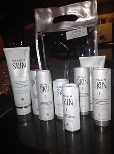 New Herbalife Skin!!!  The best skin care around! Ask me how to get yours. https://www.goherbalife.com/carla-dean