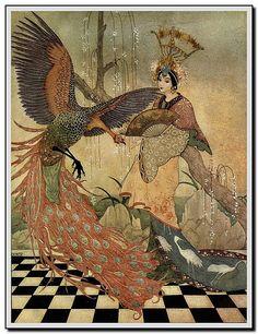 Aladdin and his wonderful lamp in rhyme-1920-T. Blakely Mackenzie