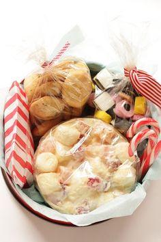 ideas for gifting christmas goodies