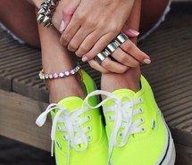 bracelet, cute, fashion, girl, green