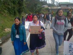 El Yasuní no se vende. Movilizaciones por el Yasuní en todo el país. Sep. 2013