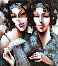 Painting - Ira Tsantekidou |