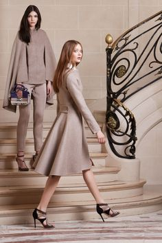Elie Saab | Pre-Fall 2014 Collection | Look 19