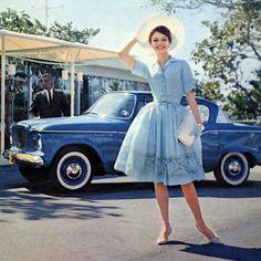 Junior dresses by Vicky Vaughn 1960 | myvintagevogue