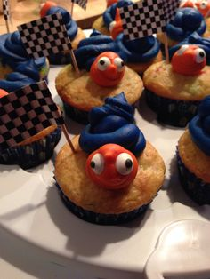 Turbo Cupcakes