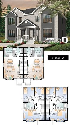 4 Bedroom House Plans Open Floor With Inlaw Suite