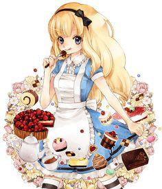 甘いアリス