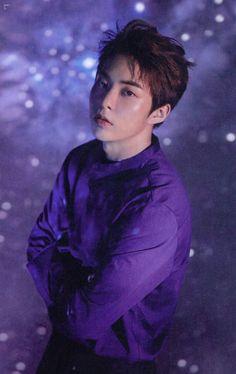 """Don't be afraid he love is he way🍁Exo — seokminseok: """"you shine like the stars, you. Kim Minseok Exo, Exo Ot12, Exo Xiumin, Kpop Exo, Park Chanyeol, Exo Lockscreen, A4 Poster, Xiuchen, Exo Korean"""
