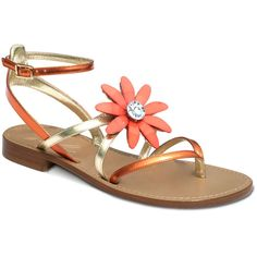Sofia Flat Sandals (180 CAD) ❤ liked on Polyvore featuring shoes, sandals, flats, flat pumps, strappy sandals, strappy flats shoes, strap sandals and strappy flat shoes