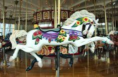 carousel jumpers   the jantzen beach carousel parker outside row jumper greg nance date ...