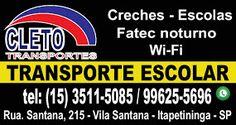 CLETO TRANSPORTES ESCOLAR