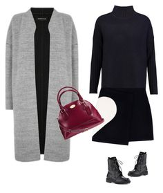 """""""Winter06"""" by fancywan on Polyvore featuring Pringle of Scotland, MSGM, COSTUME NATIONAL, Warehouse and Coach"""