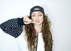 Dytto - teenage model and pop dancer.