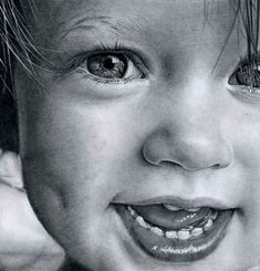 20 phenomenally realistic pencil drawings | Illustration | Creative Bloq - click and check out all 20 - they are amazing, especially for someone who can't draw a straight line!