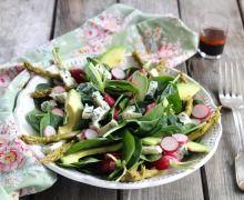 10 salades trop bonnes quand on veut perdre du poids -