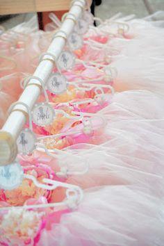 Girl ballerina birthday party pink tutus LundynBridge Events