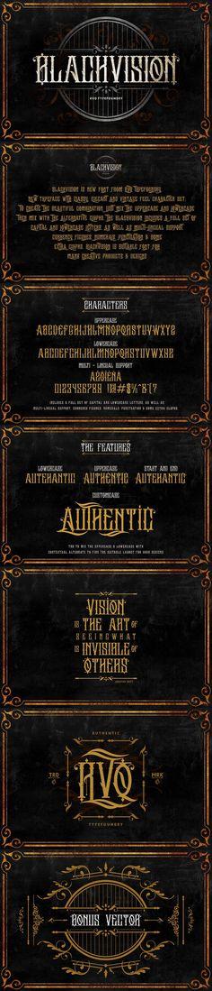 Surazica Font+4 Design. Blackletter Fonts. $12.00