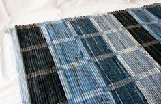 I n s p i r Weaving Patterns, Bath Rugs, Woven Rug, Table Linens, Carpet, Inspiration, Blogg, Cabin, Kitchen