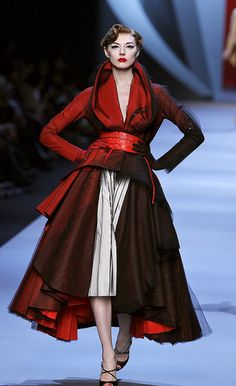 Most amazing coat of all time...Dior Spring 2011