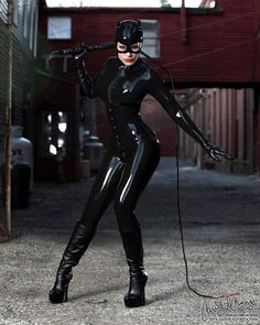 8x10 autographed photo print of my latex Catwoman cosplay photo shoot.  Printed on high quality luster paper stock. If you want your print personalized, add your special requests in the notes section of your order. Photo will not be watermarked.  Photography by Nate LaChance (ArchEnemys Studi...