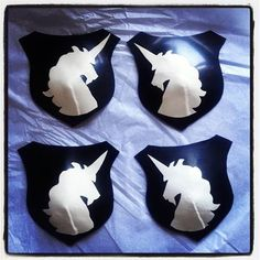 Latex unicorn head trophy pasties/nipple covers by Eustratia on Etsy https://www.etsy.com/listing/109081168/latex-unicorn-head-trophy-pastiesnipple