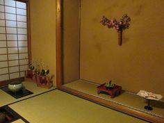 季節の茶花 - 養和会 塩月弥栄子の茶室