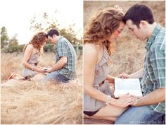 engagement photos that incorporate the blessed sacrament or the church or praying the rosary