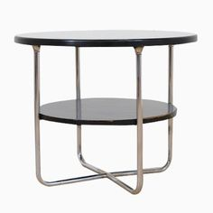 Bauhaus Coffee Table By Marcel Breuer With Images Bauhaus