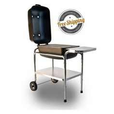 The PK Grill & Smoker - Graphite