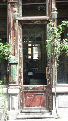 Door in Ghent | Flickr - Photo Sharing!