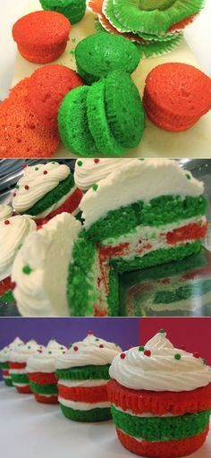 Christmas cupcakes | best stuff.