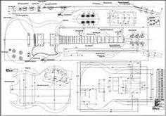 "Képtalálat a következőre: ""guitar plan"" Gibson Lp, Gibson Guitars, Guitar Accessories, Guitar Parts, Guitar Building, Musicals, How To Plan, Scale, Adirondack Chairs"