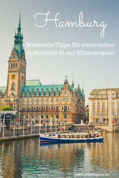 Hamburg muss man einfach mal gesehen haben. Hier bekommt ihr tolle Tipps und außerdem Insiderwissen zur Stadt an der Elbe.