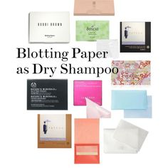 Keep oil blotting sheets in your purse and they double as a travel dry shampoo for absorbing oil on the scalp! Brillz!