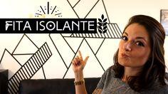 Decoração com Fita Isolante | DIY by Aline Albino