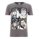 Geek Clothing DC Comics Mens Batman Face T-Shirt - Grey - S Bring out your inner superhero with this DC Comics Mens Batman Face T-Shirt. Crafted from soft cotton, this regular fit T-Shirt is officially licensed and finished with a stylised print on the front,  http://www.MightGet.com/january-2017-11/geek-clothing-dc-comics-mens-batman-face-t-shirt--grey--s.asp