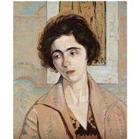 Portrait of a woman by Yiannis Kefallinos